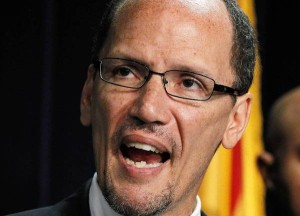 Labor Sec. Perez published a proud op-ed following the investigation